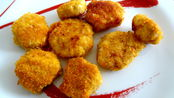 Nuggets de Poulet nature maison